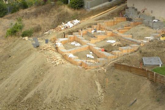 Hillside Foundation Systems